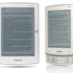 Samsung E6 i E101 - e-czytniki z możliwością pisania